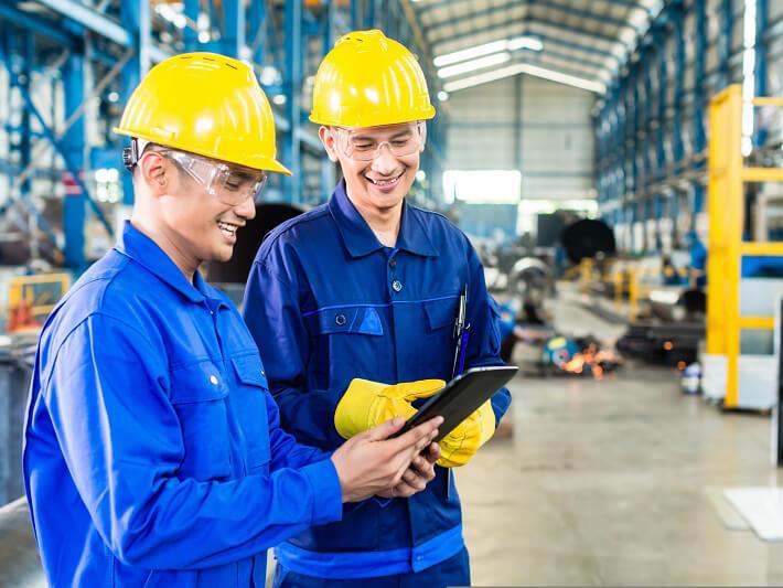 Auto-controllo e manutenzione delle attrezzature di ossido di piombo
