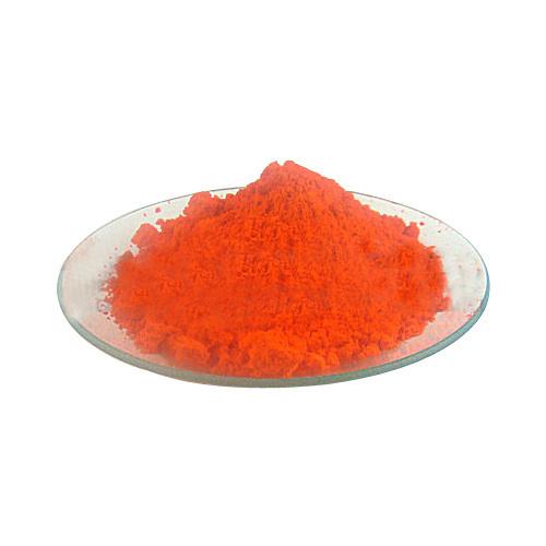Applicazione di ossido di piombo rosso